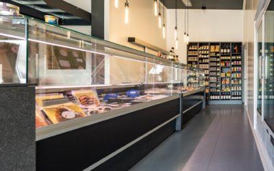 Le côté boutique de Saveurs et traditions Dawagne