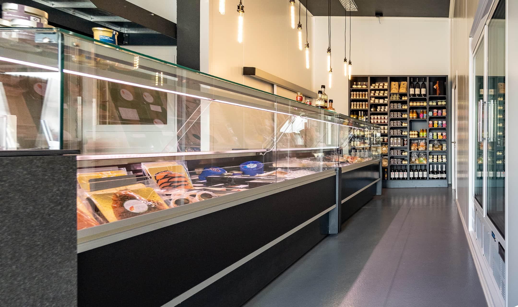 Épicerie Fine Côté Boutique à Mettet